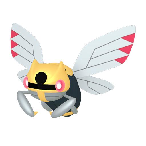Modèle de Ninjask - Pokémon GO