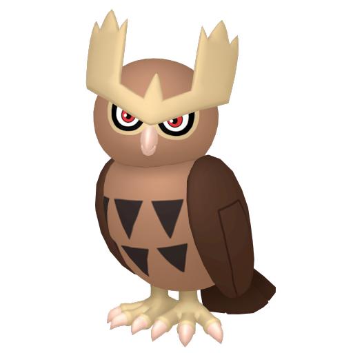 Modèle de Noarfang - Pokémon GO