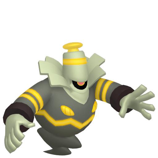Modèle de Noctunoir - Pokémon GO