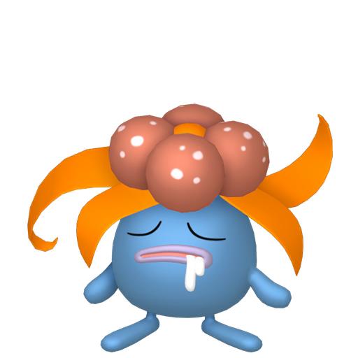 Modèle de Ortide - Pokémon GO