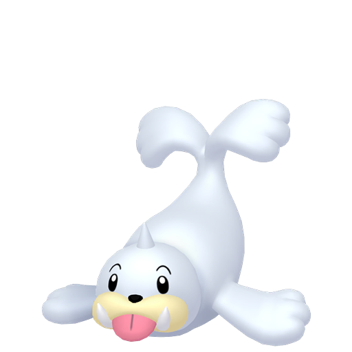 Modèle de Otaria - Pokémon GO