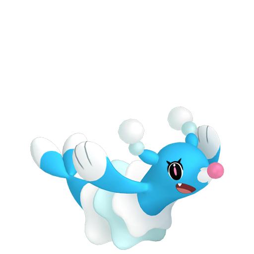 Modèle de Otarlette - Pokémon GO
