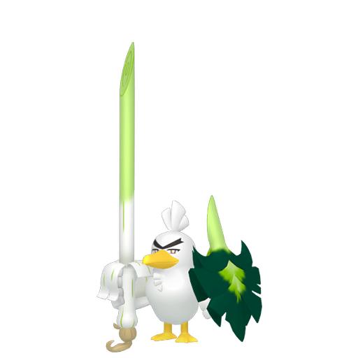 Modèle de Palarticho - Pokémon GO