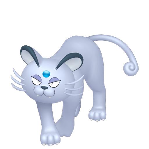 Modèle de Persian d'Alola - Pokémon GO