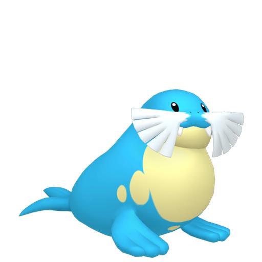 Modèle de Phogleur - Pokémon GO