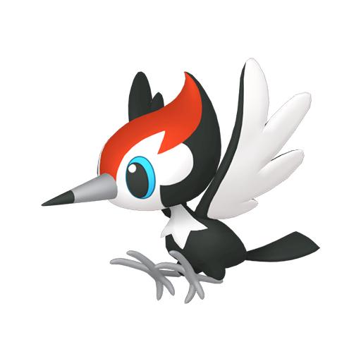 Modèle de Picassaut - Pokémon GO