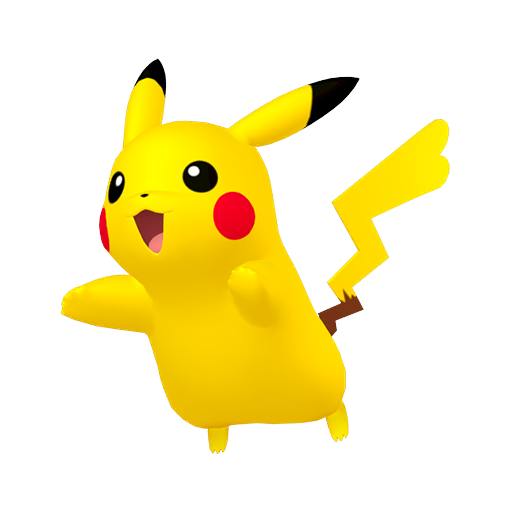 Artwork de Pikachu