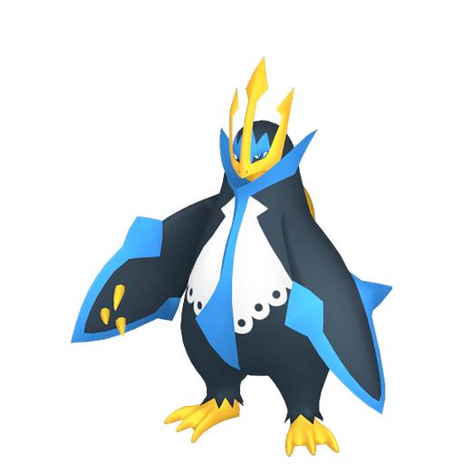 Modèle de Pingoléon - Pokémon GO