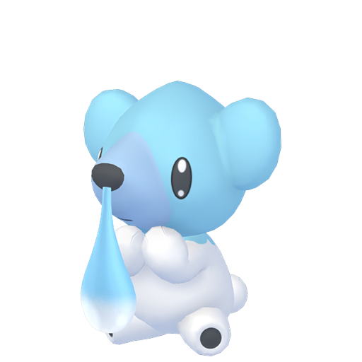 Modèle de Polarhume - Pokémon GO