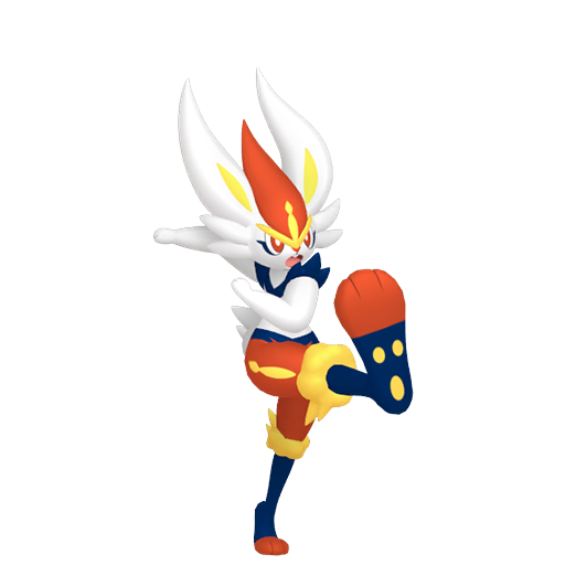 Modèle de Pyrobut - Pokémon GO