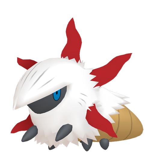 Modèle de Pyronille - Pokémon GO