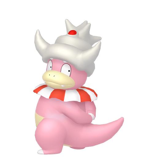 Modèle de Roigada - Pokémon GO