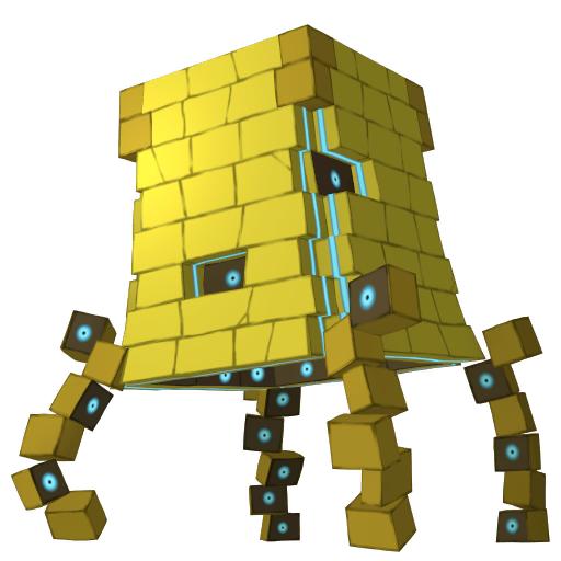 Artwork shiny de Ama-Ama Pokémon Épée et Bouclier