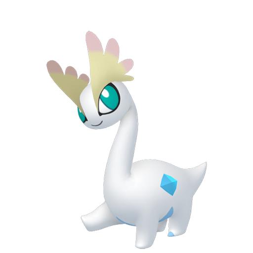 Artwork shiny de Amagara Pokémon Épée et Bouclier