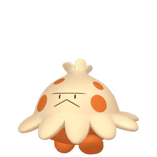 Artwork shiny de Balignon Pokémon Épée et Bouclier