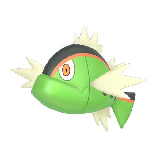Artwork shiny de Bargantua Pokémon Épée et Bouclier