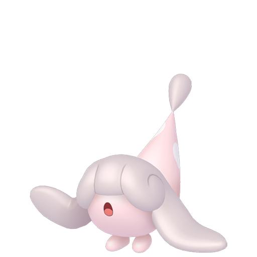 Artwork shiny de Bibichut Pokémon Épée et Bouclier
