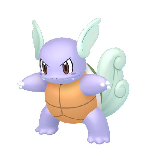 Artwork shiny de Carabaffe Pokémon Épée et Bouclier
