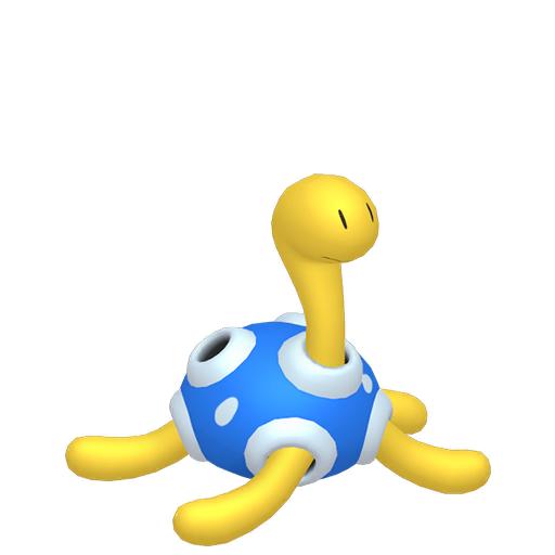 Artwork shiny de Caratroc Pokémon Épée et Bouclier