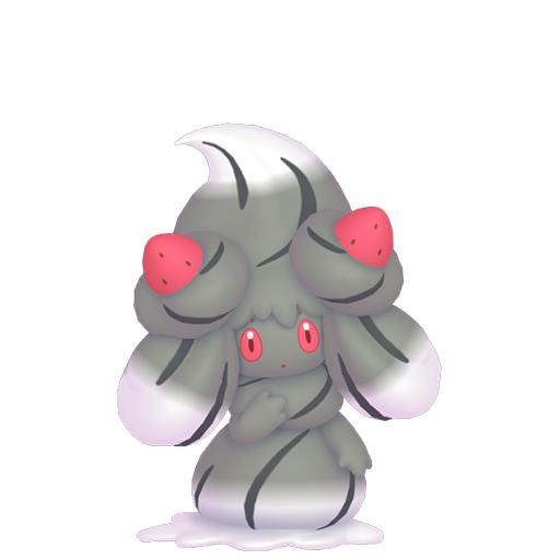 Artwork shiny de Charmilly Pokémon Épée et Bouclier