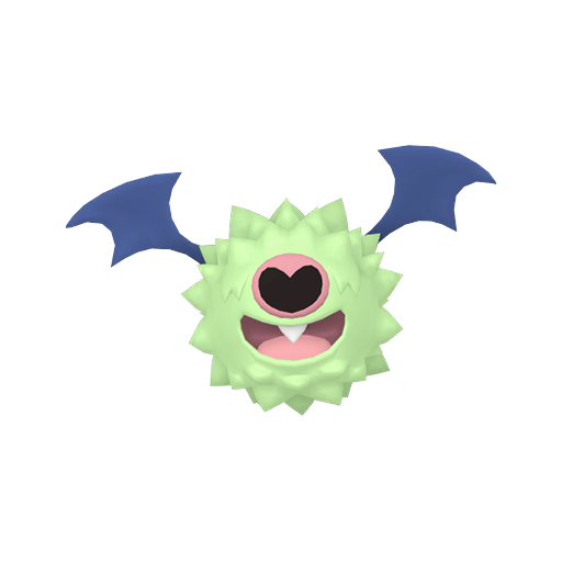 Artwork shiny de Chovsourir Pokémon Épée et Bouclier