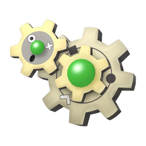 Artwork shiny de Clic Pokémon Épée et Bouclier
