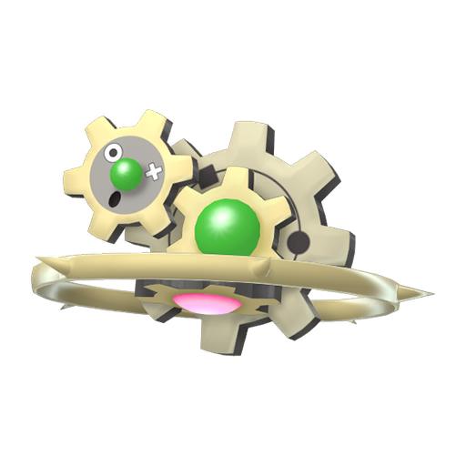 Artwork shiny de Cliticlic Pokémon Épée et Bouclier