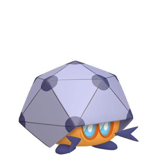 Artwork shiny de Coléodôme Pokémon Épée et Bouclier