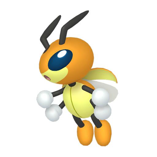 Artwork shiny de Coxyclaque Pokémon Épée et Bouclier