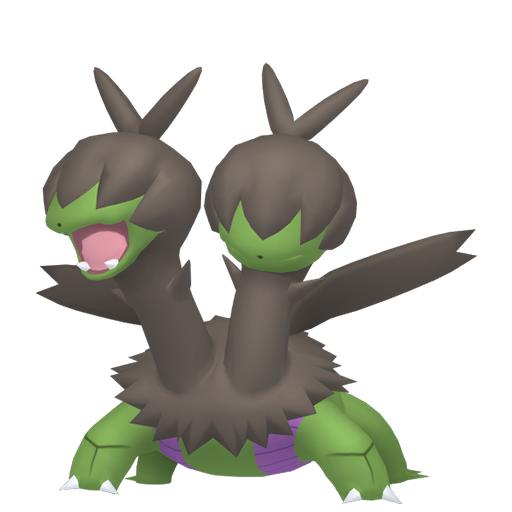 Artwork shiny de Diamat Pokémon Épée et Bouclier