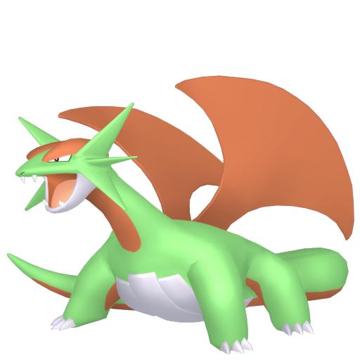 Artwork shiny de Drattak Pokémon Épée et Bouclier