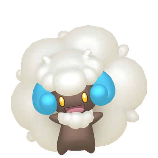 Artwork shiny de Farfaduvet Pokémon Épée et Bouclier