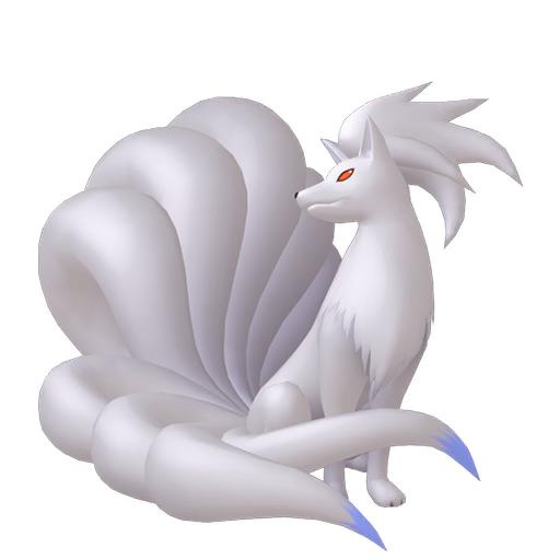 Artwork shiny de Feunard Pokémon Épée et Bouclier