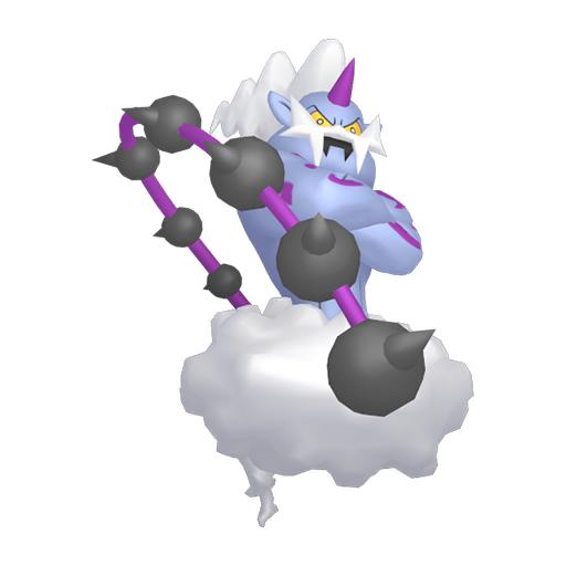 Artwork shiny de Fulguris Pokémon Épée et Bouclier