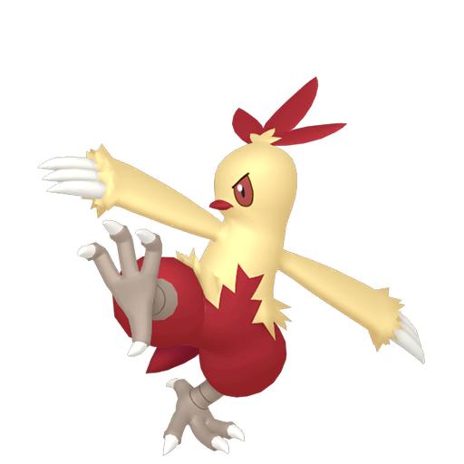 Artwork shiny de Galifeu Pokémon Épée et Bouclier