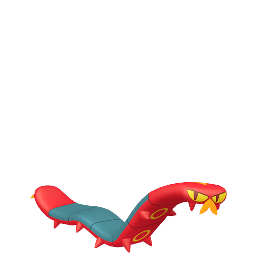 Artwork shiny de Grillepattes Pokémon Épée et Bouclier