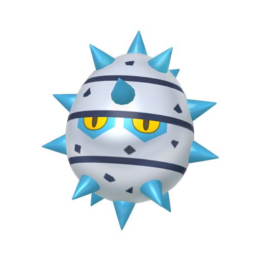 Artwork shiny de Grindur Pokémon Épée et Bouclier