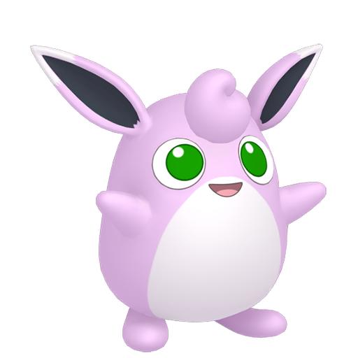 Artwork shiny de Grodoudou Pokémon Épée et Bouclier