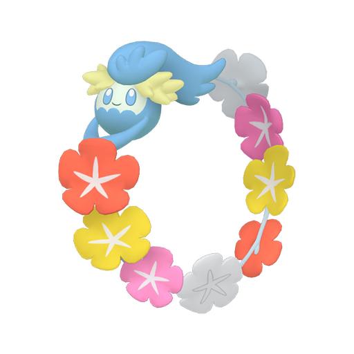 Artwork shiny de Guérilande Pokémon Épée et Bouclier
