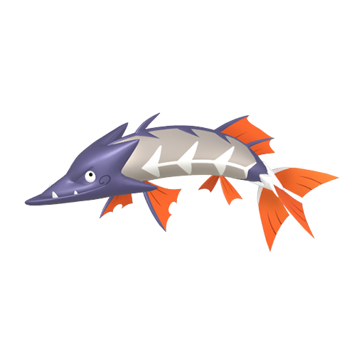Artwork shiny de Hastacuda Pokémon Épée et Bouclier