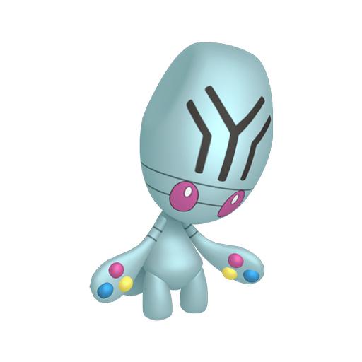 Artwork shiny de Lewsor Pokémon Épée et Bouclier