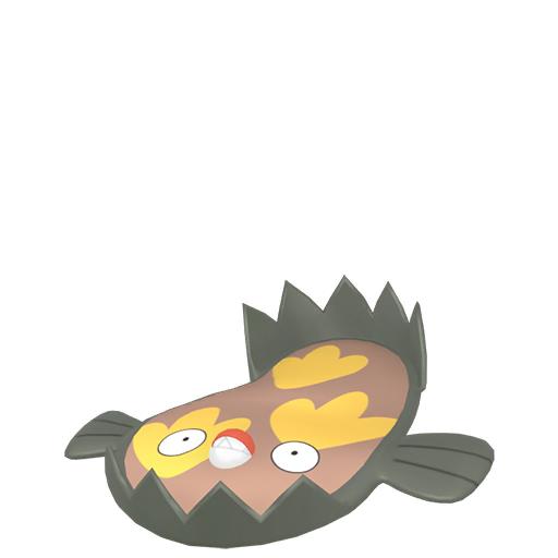 Artwork shiny de Limonde de Galar Pokémon Épée et Bouclier