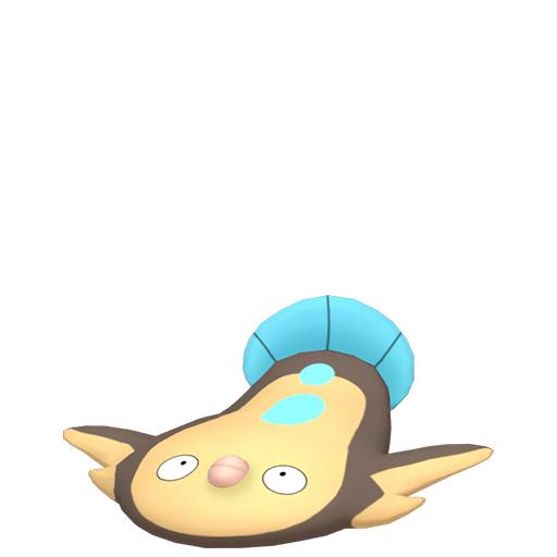 Artwork shiny de Limonde Pokémon Épée et Bouclier