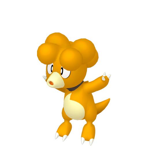 Artwork shiny de Magby Pokémon Épée et Bouclier