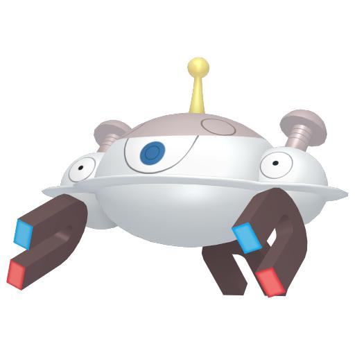Artwork shiny de Magnézone Pokémon Épée et Bouclier
