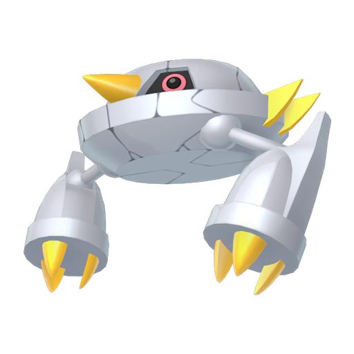Artwork shiny de Métang Pokémon Épée et Bouclier