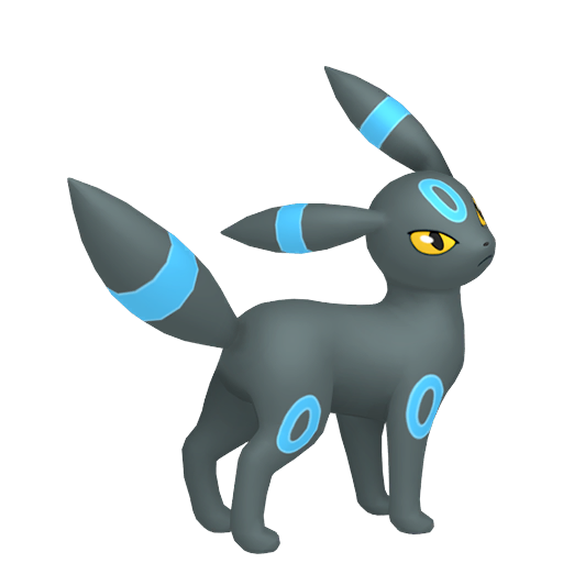 Artwork shiny de Noctali Pokémon Épée et Bouclier