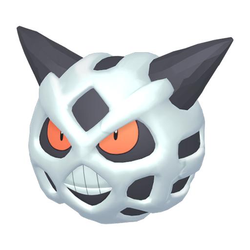 Artwork shiny de Oniglali Pokémon Épée et Bouclier