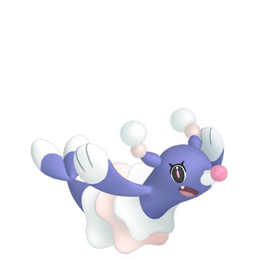 Artwork shiny de Otarlette Pokémon Épée et Bouclier