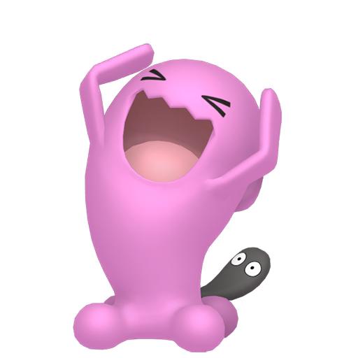 Artwork shiny de Qulbutoké Pokémon Épée et Bouclier